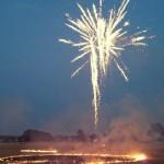串本 本州最南端の火祭り2016 ⑥ 花火