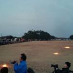 串本 本州最南端の火祭り2016 ⑤